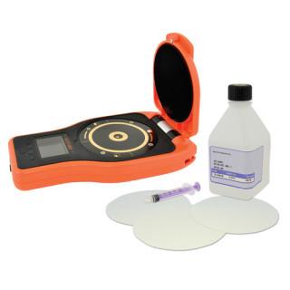Контроль чистоты поверхности