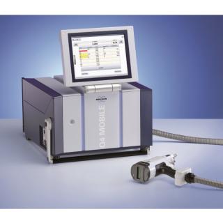 Портативный искровой оптико-эмиссионный анализатор Q4 MOBILE