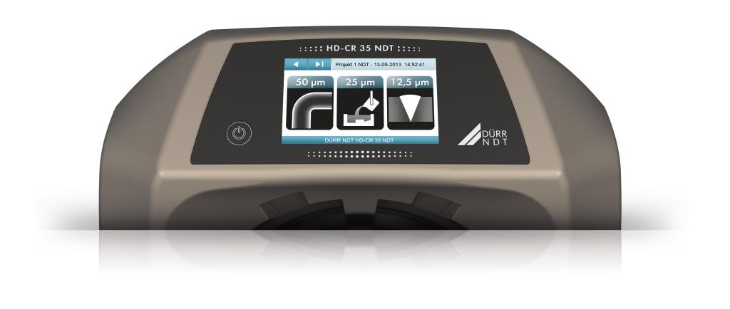 Сканер  HD-CR 35 NDT