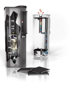 Автоматический сканер HD-CR 43 NDT