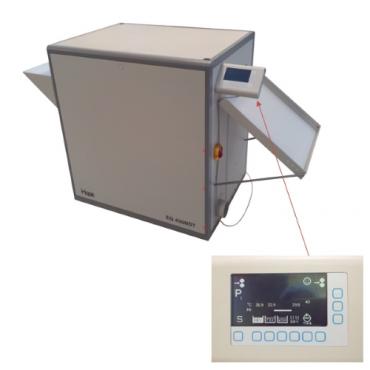 Автоматическая проявочная машина EG430NDT
