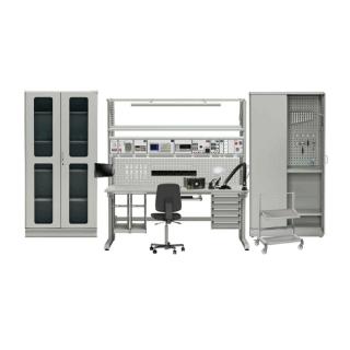 Универсальный стенд для поверки, калибровки и ремонта датчиков температуры