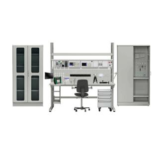 Универсальный стенд для ремонта и поверки датчиков разницы давления и расхода