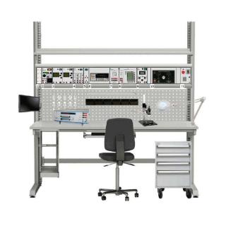 Универсальный стенд для ремонта и поверки приборов систем автоматики