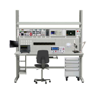 Универсальный стенд для ремонта и поверки электроаппаратуры