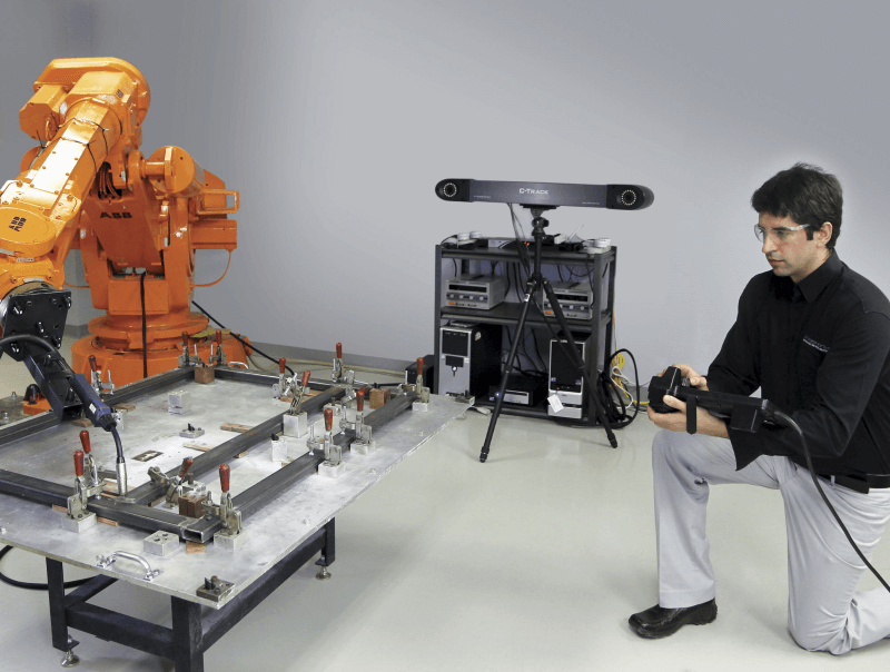 3Д сканер Creaform HandyPROBE
