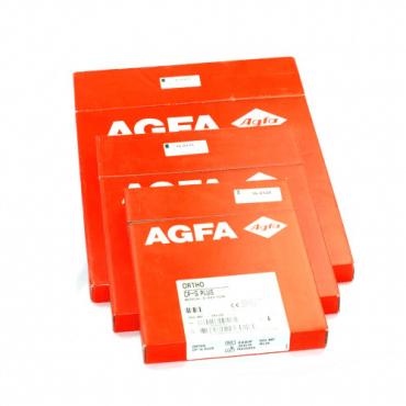 Рентгеновская (радиографическая) пленка Agfa